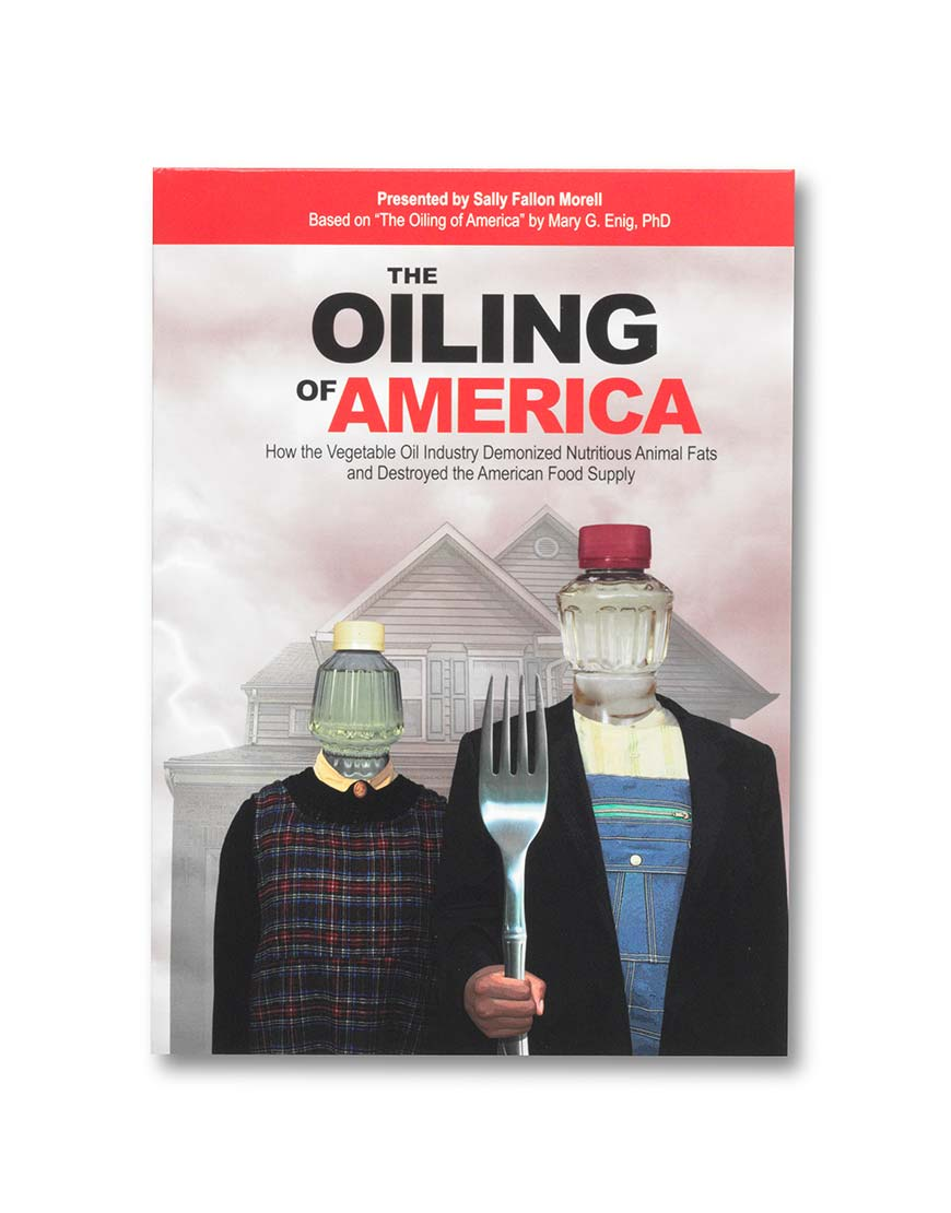 The Oiling of America DVD
