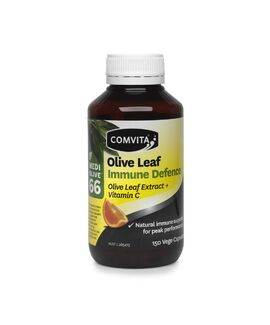 Olive Leaf Immune Defense - 150 caps