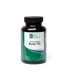 Butter Oil Capsules