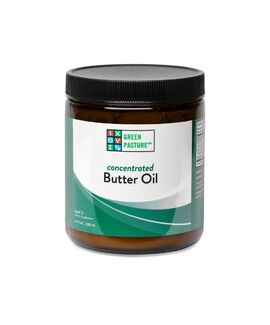 Butter Oil Liquid Plain 180ml