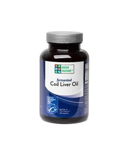 Fermented Cod Liver Oil Capsules